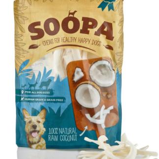 SOOPA Healthy CHEWS Coconut 100g