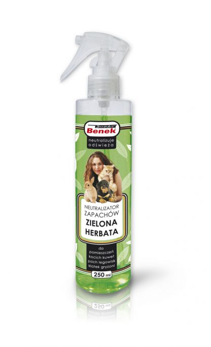 CERTECH Neutralizator Zielona Herbata Spray 250ml