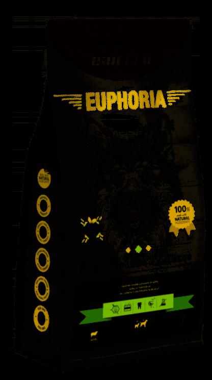 BIOFEED Euphoria Adult Medium&Large Breed - LAMB 2kg