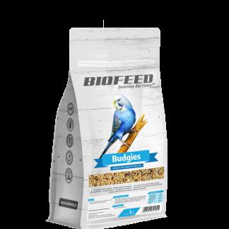 BIOFEED Basic Budgies - papużki faliste 1kg