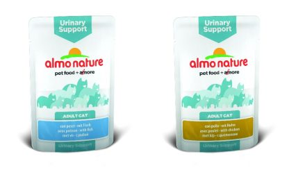 ALMO NATURE FUNCTIONAL Urinary Support z rybą  70 g