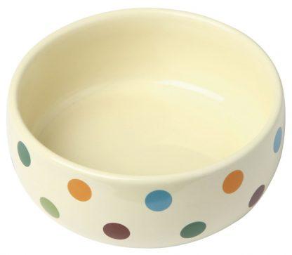 KERBL Miska ceramiczna Dots