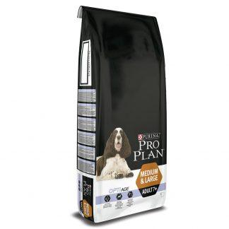 PURINA PRO PLAN MEDIUM LARGE ADULT 7+ OPTI AGE Kurczak 14kg