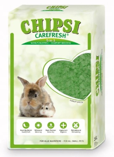 CHIPSI Carefresh Green Forest 14L