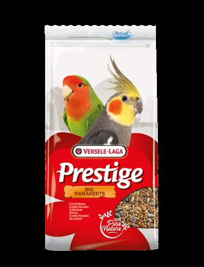 VERSELE LAGA Big Parakeets 1kg - pokarm dla średnich papug / nimfy