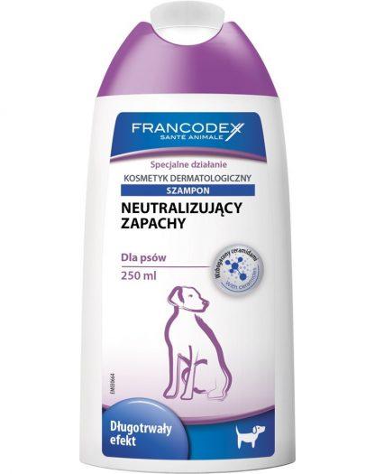 FRANCODEX PL Szampon neutralizujący brzydki zapach 250 ml [FR179143]