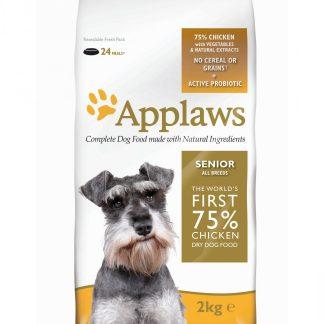APPLAWS Chicken Senior (Kurczak Senior)  2kg