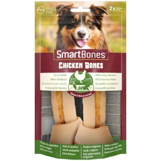 SMARTBONES Chicken Bones Medium 2szt. [T027125]