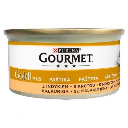 GOURMET GOLD - mus indyk 85g