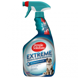 SIMPLE SOLUTION EXTREME STAIN & ODOUR REMOVER [10137] 945ml