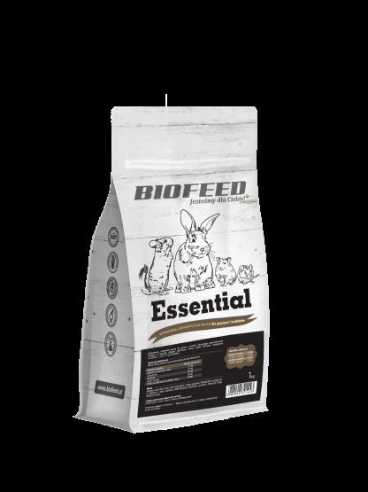 BIOFEED Essential 1kg - uniwersalny dla gryzoni