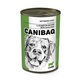 CANIBAQ Classic konserwa dla psa - jagnięcina 415g