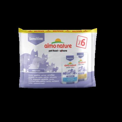 ALMO NATURE FUNCTIONAL Multipack Sensitive (3*ryba