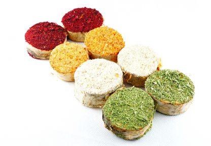 HAM-STAKE Naturalne gryzaki brzozowe z warzywami 200g [HS.40A]