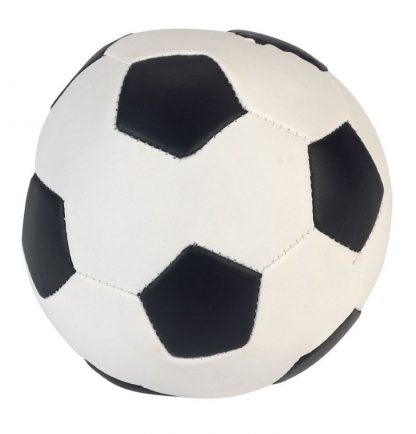 KERBL Zabawka dla psa piłka futbolowa miękka