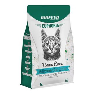 BIOFEED Euphoria Home Care Silicone Cat Litter 3