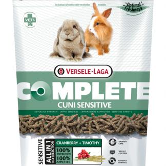 VERSELE LAGA Cuni Sensitive Complete 500g - dla wrażliwych królików miniaturowych  [461310]