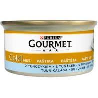 GOURMET GOLD - Mus z tuńczykiem 85g