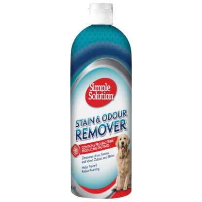 SIMPLE SOLUTION STAIN & ODOUR REMOVER - PIES 1000ml