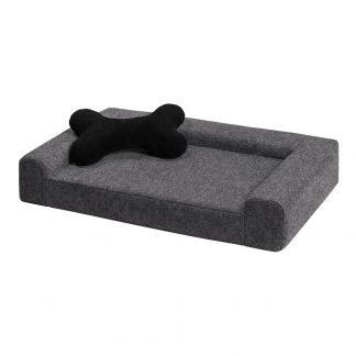 MYANIMALY Sofa SIMPLY L szary [BF00000347]