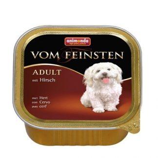 ANIMONDA Vom Feinsten Adult szalki z jeleniem 150 g