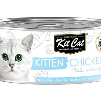 KIT CAT KITTEN - CHICKEN (kurczak) 80g