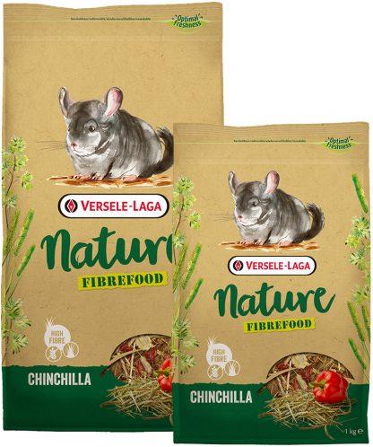 VERSELE LAGA Chinchilla Nature Fibrefood 2