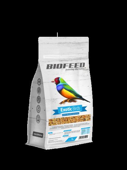 BIOFEED Basic Exotic Birds - ptaki egzotyczne 1kg