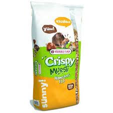 VERSELE LAGA Crispy Muesli - Hamster&Co 20kg - dla chomików   [461169]
