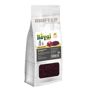 BIOFEED Royal Snack SuperFood - burak 100g