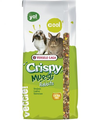 VERSELE LAGA Crispy Muesli - Rabbits 20kg - dla królików miniaturowych [461129]
