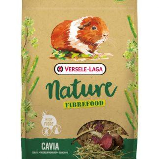 VERSELE LAGA Cavia Nature Fibrefood 1kg - LIGHT/SENSITIVE dla kawii domowych  [461429]