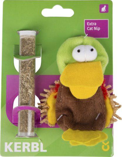 KERBL Zabawka kaczka z kocimiętką
