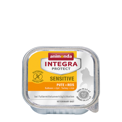 ANIMONDA INTEGRA Protect Sensitive szalki indyk z ryżem 100 g