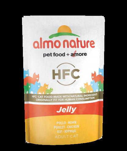 ALMO NATURE HFC Jelly - kurczak 55 g