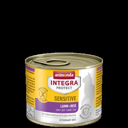 ANIMONDA INTEGRA Protect Sensitive puszki jagnięcina i ryż 200 g