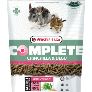 VERSELE LAGA Chinchilla&Degu Complete 500g - dla szynszyli i koszatniczek  [461255]