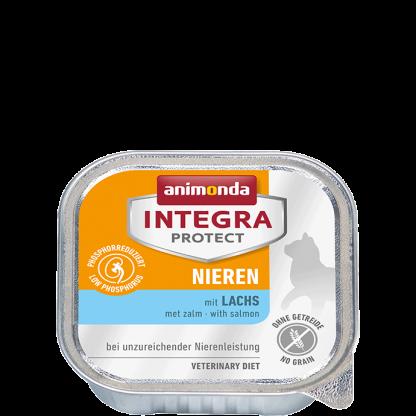 ANIMONDA INTEGRA Protect Nieren szalki z łososiem 100 g