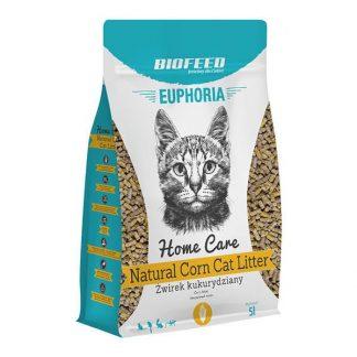 BIOFEED Euphoria Home Care Natural Corn Cat Litter 5l