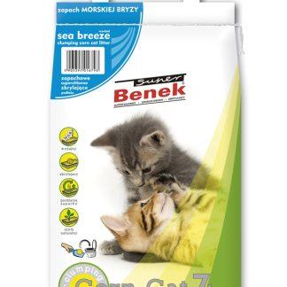SUPER BENEK Corn Cat Morska Bryza 7l