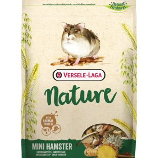 VERSELE LAGA Mini Hamster Nature 400g - dla chomików karłowatych  [461420]