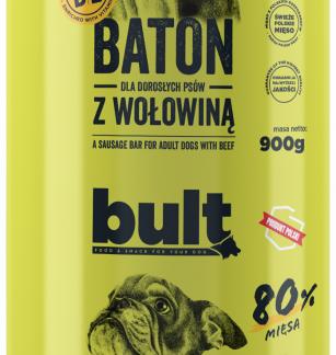 BULT Baton z wołowiną 900g