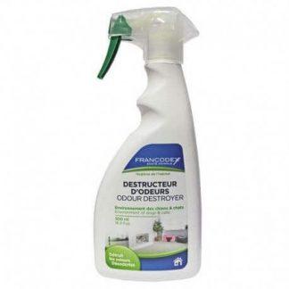FRANCODEX PL Spray neutralizujący brzydki zapach w otoczeniu psa 500 ml [FR179133]