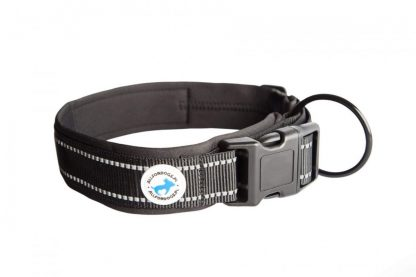 ALL FOR DOGS Obroża Black S
