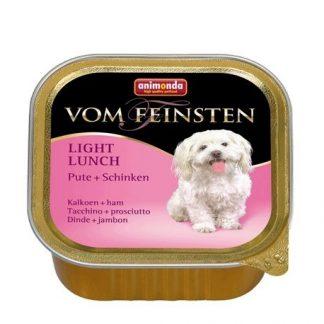 ANIMONDA Vom Feinsten Light Lunch szalki indyk szynka 150 g