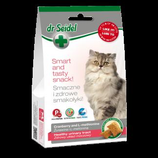 DR SEIDEL SMAKOŁYKI na zdrowy układ moczowy dla kotów 50g
