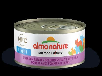 ALMO NATURE HFC Light - dorada z ziemniakami 70 g