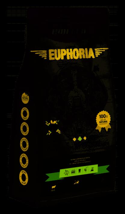 BIOFEED Euphoria Adult Small&Medium Breed - LAMB 2kg