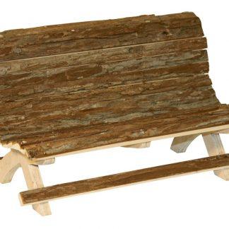 KERBL Ławka drewniana