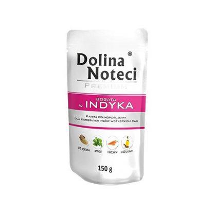 DOLINA NOTECI BOGATA W INDYKA 150g